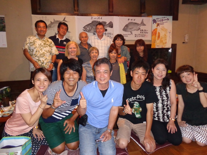Okinawa 2014-Shiroma family