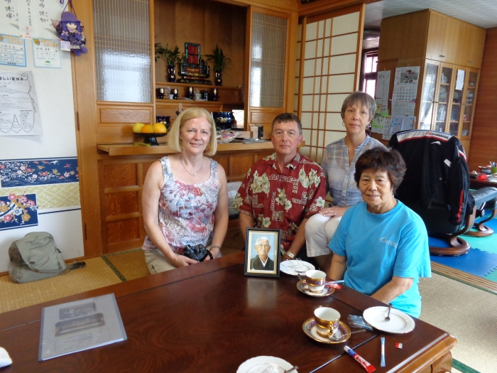 2014-Coffee with Mrs. Taba