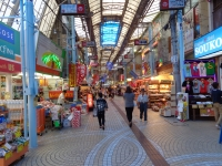 2014-Shopping on Heiwa Dori